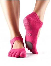 Full Toe Plie Grip Sock
