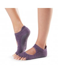 Half Toe Bellarina Grip Sock